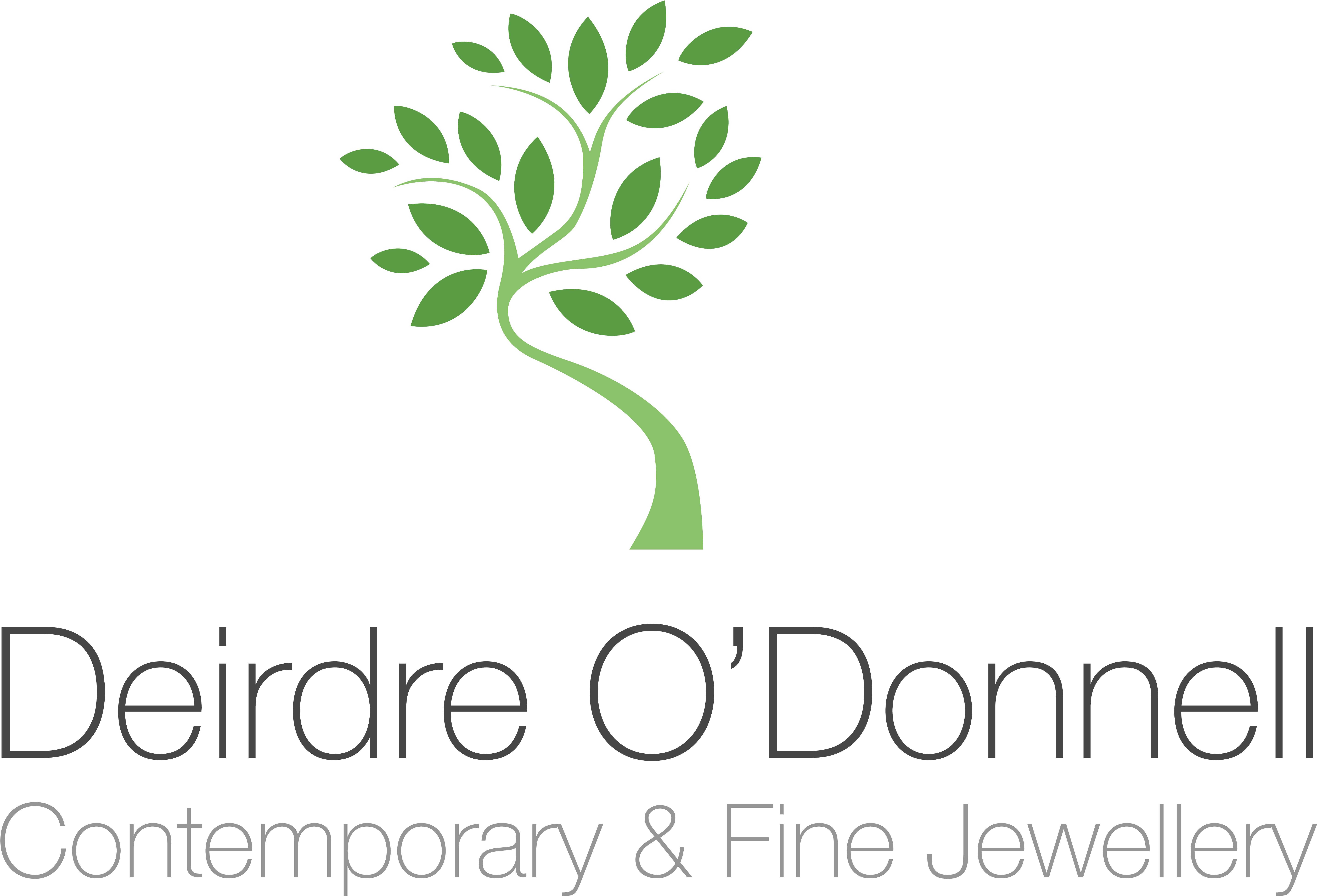 Deirdre O'Donnell  - Contemporary Jewellery