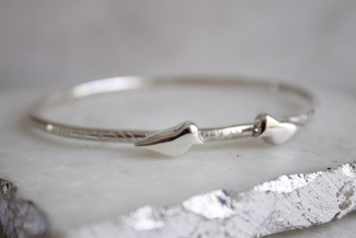 ogham_inspired_silver_dove_bangle